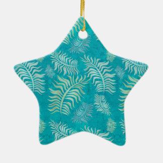 Palms R5 Batik Ornament