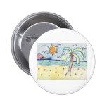 palmtreebeach pins