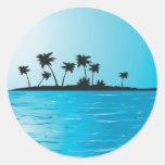 Palmtreeisland Stickers