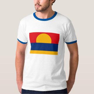 Palmyra Atoll Flag T-shirt
