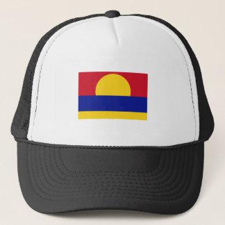 Palmyra  Atoll Flag Trucker Hat