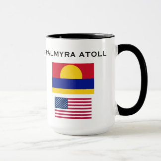 Palmyra Atoll Mug* Mug