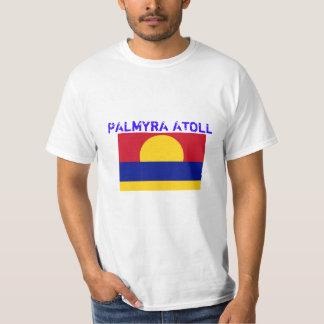 Palmyra* Atoll T-shirt /  パルミラは、Tシャツを環礁