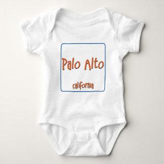 Palo Alto California BlueBox Body Para Bebé
