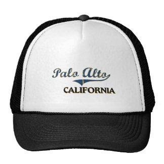 Palo Alto California City Classic Trucker Hat