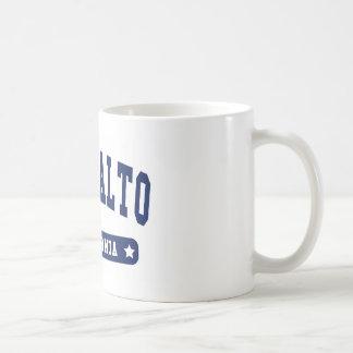Palo Alto California College Style tee shirts Coffee Mug