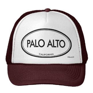 Palo Alto, California Mesh Hat