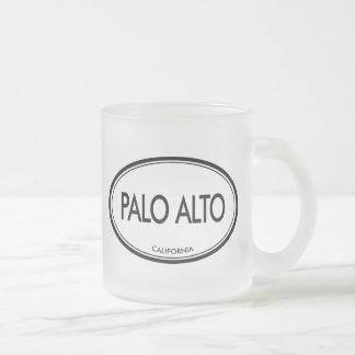 Palo Alto, California Taza De Cristal