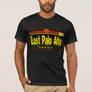 Palo Alto del este, Ca -- Camiseta