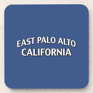 Palo Alto del este California Posavasos De Bebida