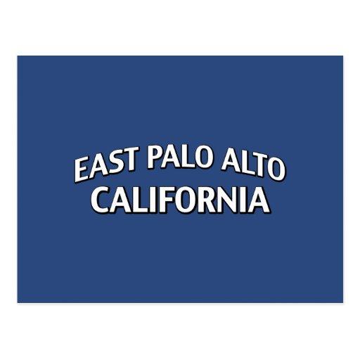 Palo Alto del este California Postales
