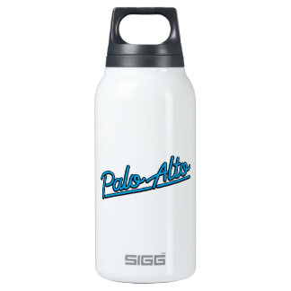 Palo Alto in cyan 10 Oz Insulated SIGG Thermos Water Bottle