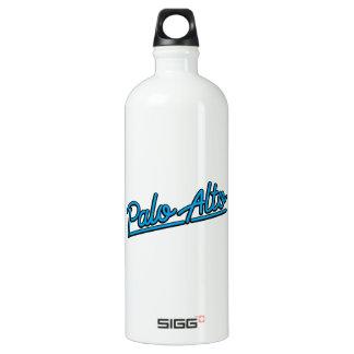 Palo Alto in cyan SIGG Traveler 1.0L Water Bottle