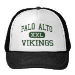 Palo Alto - Vikings - High - Palo Alto California Hats