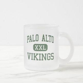 Palo Alto - Vikings - High - Palo Alto California Coffee Mug