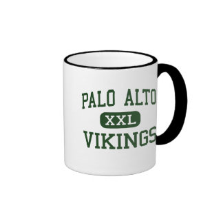 Palo Alto - Vikings - High - Palo Alto California Mug