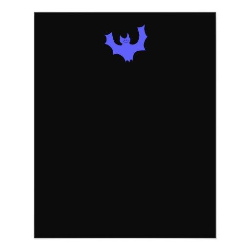 "Palo azul folleto 4.5"" x 5.6"""
