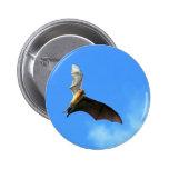Palo de fruta del zorro de vuelo en el cielo Sri L Pin
