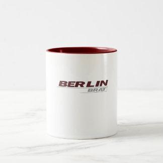 Palo de golf de Berlín - taza de café de dos tonos