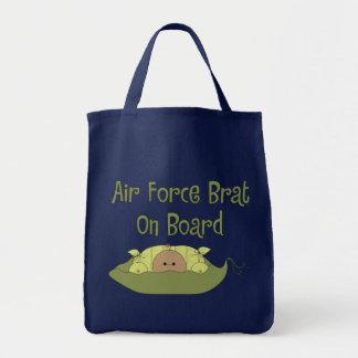 Palo de golf de la fuerza aérea a bordo (hispanico bolsa tela para la compra