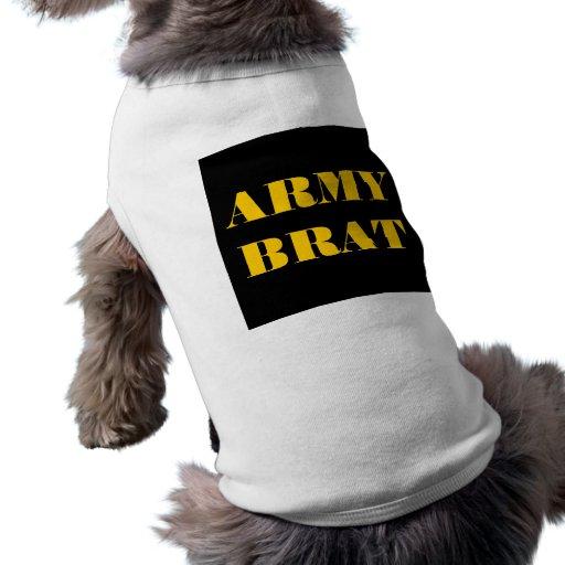 Palo de golf del ejército de la ropa del mascota ropa perro