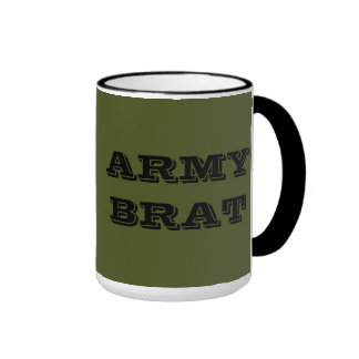 Palo de golf del ejército de la taza