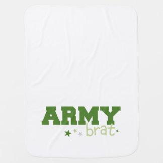 Palo de golf del ejército mantita para bebé