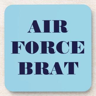Palo de golf determinado de la fuerza aérea del pr posavasos de bebida