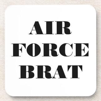 Palo de golf determinado de la fuerza aérea del pr posavasos