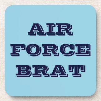Palo de golf determinado de la fuerza aérea del pr posavasos de bebidas