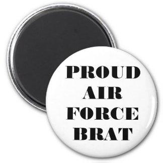 Palo de golf orgulloso de la fuerza aérea del imán