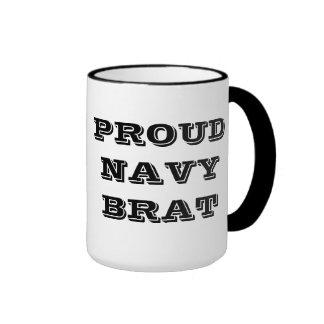 Palo de golf orgulloso de la marina de guerra de taza de dos colores