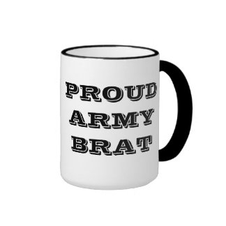 Palo de golf orgulloso del ejército de la taza