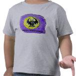 Palo de Halloween de la te del niño de Halloween Camiseta
