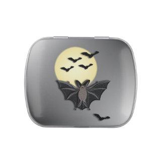 Palo de Halloween Latas De Caramelos