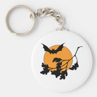Palo de Halloween Llaveros Personalizados