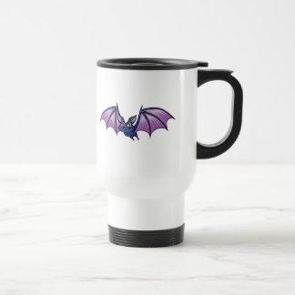 palo de vampiro feliz taza de café