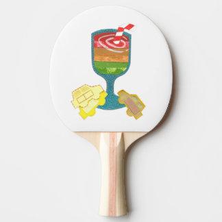 Palo del ping-pong del Milkshake del semáforo Pala De Ping Pong