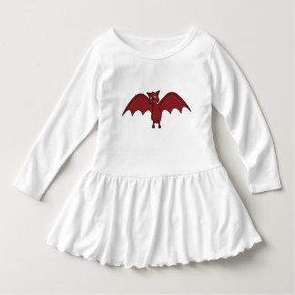 Palo del vuelo de Halloween en rojo del vampiro Playeras
