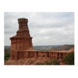 Palo Duro Canyon Postcard
