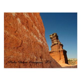 Palo Duro Canyon, TX Postcard