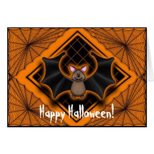 Palo feliz 2 del feliz Halloween Felicitaciones