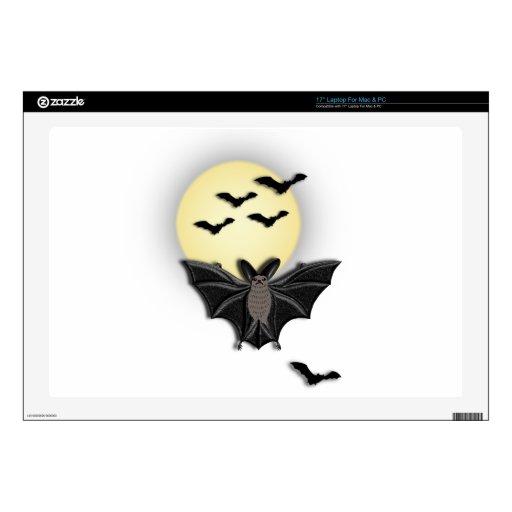 Palo Halloween de LWood Skins Para Portátil