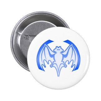 Palo Inv azul los regalos de Zazzle del MUSEO Pins