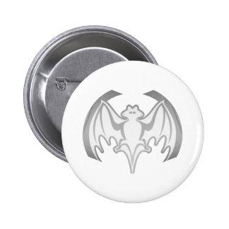 Palo Inv gris los regalos de Zazzle del MUSEO Pins