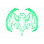 Palo Inv verde los regalos de Zazzle del MUSEO Postales