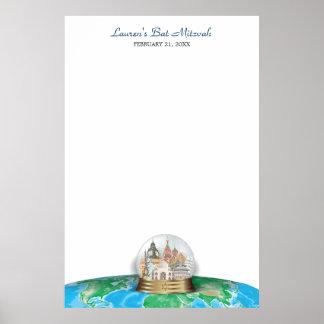 Palo Mitzvah de la barra del World Travel Muestra- Impresiones