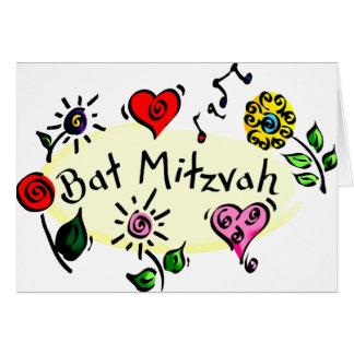 Palo Mitzvah Tarjeta De Felicitación