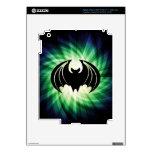 Palo negro que brilla intensamente; Halloween Pegatinas Skins Para iPad 3
