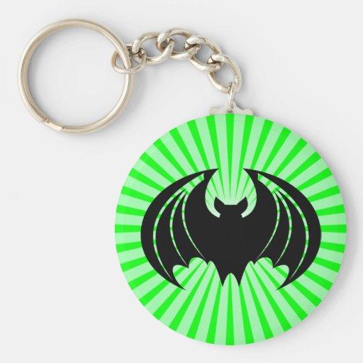 Palo negro; verde llavero